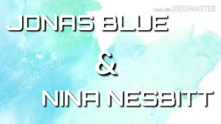 DESPERATE — JONAS BLUE & NINA NESBITT  (LYRICS)