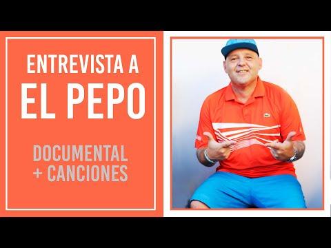 El Pepo video Documental: Entrevista + Canciones - Acústico de piano 2021