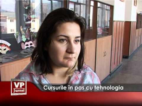 Cursurile în pas cu tehnologia