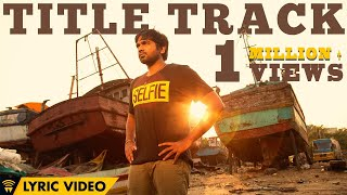 Naanum Rowdy Dhaan - Title Track | Lyric Video | Anirudh | Benny Dayal | Vignesh Shivan