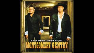 Montgomery Gentry - It Ain't About Easy
