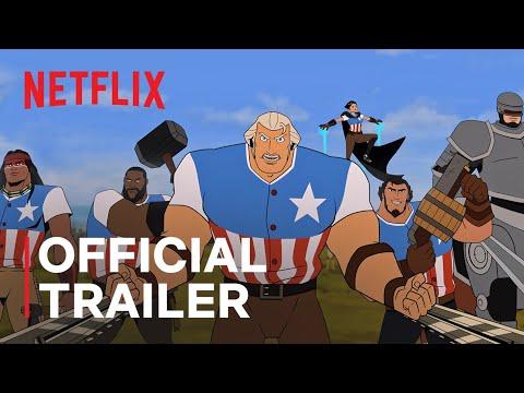 America: The Motion Picture ( Amerika: Sinema Filmi )