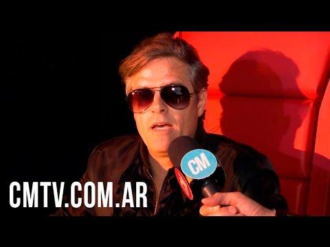 Mike Amigorena video Entrevista CM - Septiembre 2016