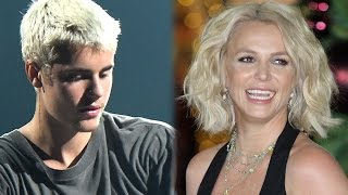 Britney Spears Collaborating With Justin Bieber On New Song