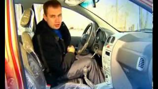Chery Kimo test-drive (Чери Кимо Тест-драйв)