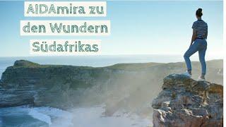 AIDAmira: Zu den Wundern Südafrikas & Namibias