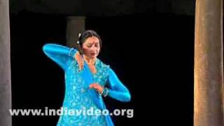 Kathak performance by Pali Chandra