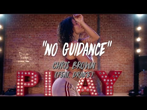 "Chris Brown (Feat. Drake)  - ""No Guidance"" 