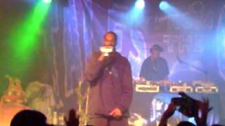 Snoop Dogg Red Alert - Buss'n Rocks w Freestyle Live Glass House 122608