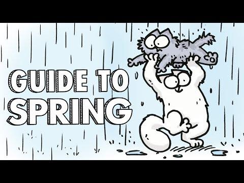 Spring Season - Simon's Cat   GUIDE TO