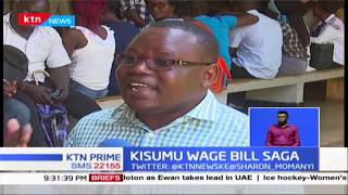 Kisumu wage bills saga :County workers yet to receive January salaries