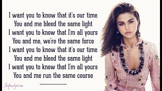Zedd - I Want You To Know (Lyrics) 🎵ft. Selena Gomez