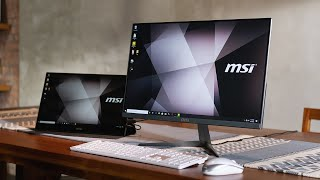 MSI 프로 MP241 IPS 아이세이버 무결점_동영상_이미지