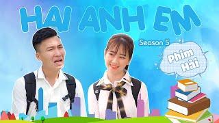 Phim Hài Mới Nhất 2020 | Hai Anh Em Season 5 TẬP FULL | Phim Học Đường Hài Hước Gãy Media