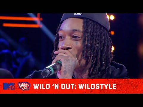 Wiz Khalifa Hits His Old School Flow w/ Emmanuel Hudson & Chico Bean | Wild 'N Out | #Wildstyle