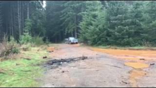 Noti oregon logging road mudding pt1