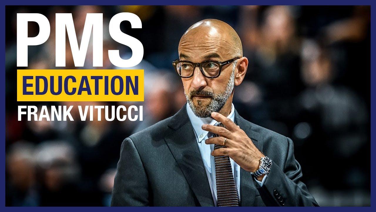 PMS Education – Lezione 1: Frank Vitucci