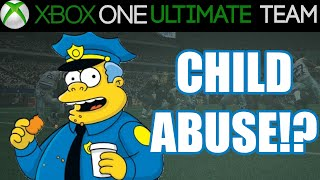 Madden 15 - Madden 15 Ultimate Team - CHILD ABUSE? | MUT 15 Xbox One Gameplay