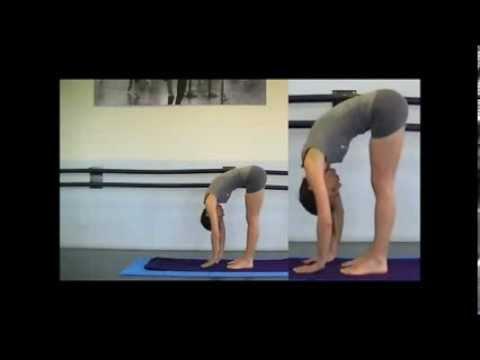 Trattamento di tonificare i muscoli della schiena e del collo