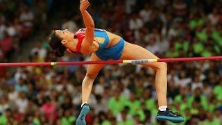 2015 Beijing – World Championship – High Jump – Women