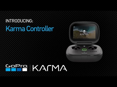 GoPro: Introducing Karma Controller