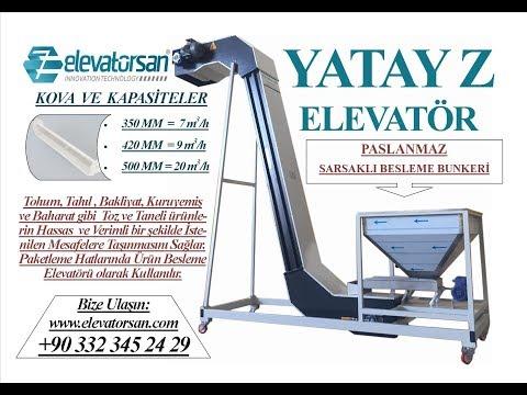 Z STYLE BUCKET ELEVATOR