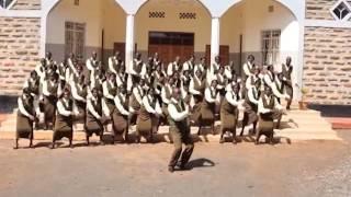 NINAJIVUNIA - St. Mark's Nzoia Catholic Choir
