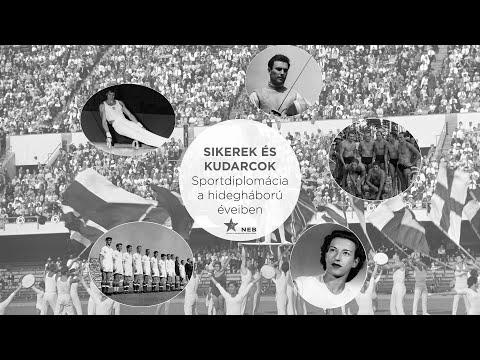 Sikerek és kudarcok - Sportdiplomácia a hidegháború éveiben (kerekasztal-beszélgetés)