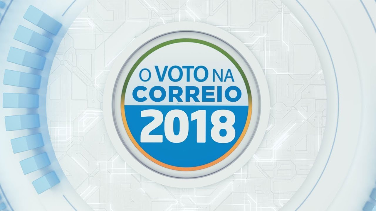 Debate da TV Correio com os Candidatos ao Governo do Estado da Paraíba
