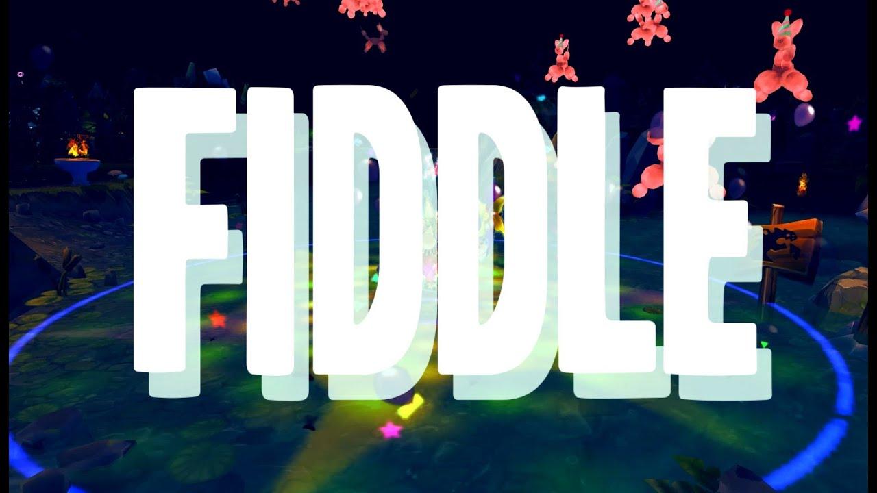 Nhạc chế Liên Minh Huyền Thoại: Fiddle nghe cực hay ^^