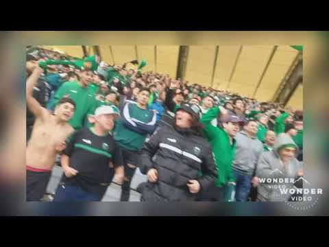 """""""Los Devotos 🇳🇬 Temuko v/s U de chile (14/07/19)"""" Barra: Los Devotos • Club: Deportes Temuco"""