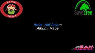 Pehli Nazar Main _ Atif Karaoke Sam karaoke