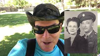 FAMOUS GRAVE TOUR: Frank & Barbara Sinatra, William Powell & Others At Desert Park Memorial