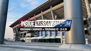 Inside Nissan Stadium
