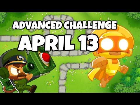Btd6 Challenges