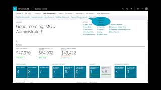 Microsoft Dynamics 365 Business Central: Reconcile Bank Accounts