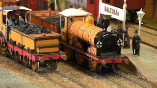 Folkestone Model Railway Exhibition 2018