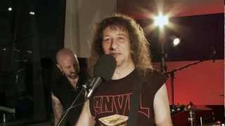 Anvil: How We Wrote Juggernaut of Justice live - session