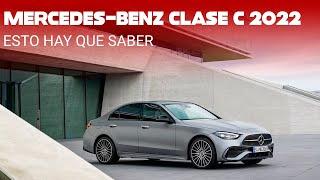 El Mercedes-Benz Clase C 2022 pinta su raya al Serie 3 con todo lo bueno del Clase S