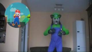 Danwolf does the Mario
