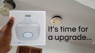 Nest Protect (2nd Gen.)   Unboxing, First Look, and Smoke Test