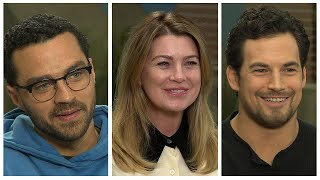 Greys Anatomy Cast Shares Their Best Show Moments