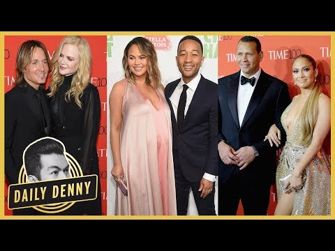 Celebrity Date Night: JLo + A-Rod, Chrissy Teigen & John Legend, PLUS Nicole Kidman & Keith Urban