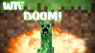Creeper WTF BOOM!   Remix