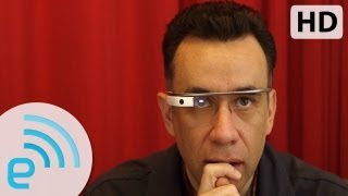 Fred Armisen tries Google Glass for the first time | Engadget