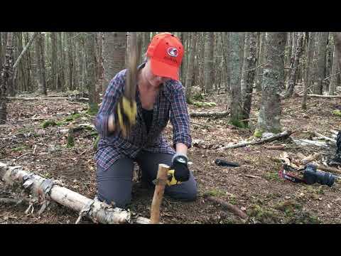 Wilderness Survival Skills Course 24hr - YouTube