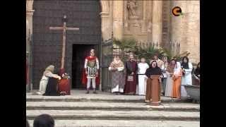 preview picture of video 'Vistazo: Pregón de la Semana Santa de Calamocha 2013'