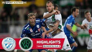 Highlights: Tipico Bundesliga, 23. Runde: TSV Hartberg - FC Wacker Innsbruck 0:2