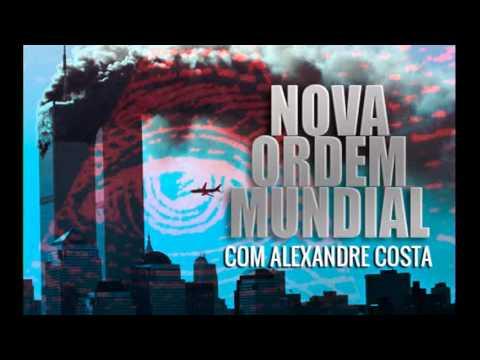 Programa Nova Ordem Mundial com Alexandre Costa - 12 de fevereiro de 2014
