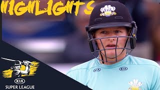 Kia Super League Final 2018 | Stars v Lightning | Highlights